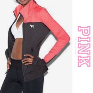 PINK Victoria's Secret Ultimate Track Jacket Small